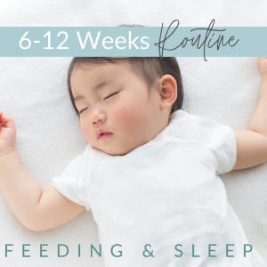 2 300x300 - 6 Months -  Feeding and Sleep Routines